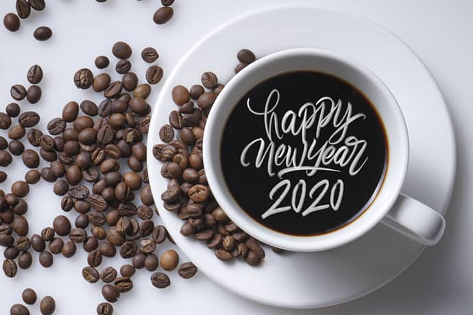 Happy 2020: Food Trends and Inspirations