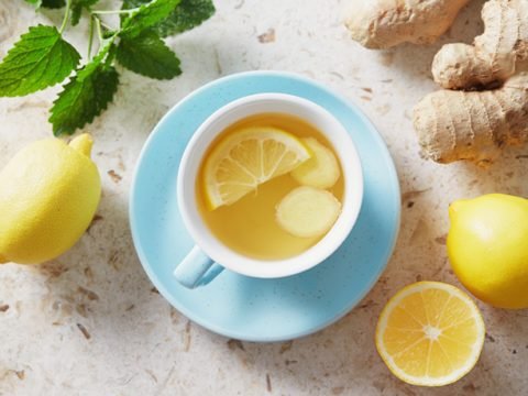 Soothing Fresh Lemon Ginger Tea: Easy to Make at Home - 31 Daily