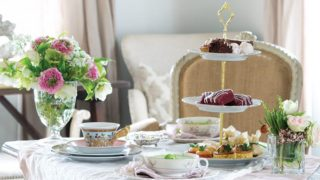 Valentine's Day Afternoon Tea