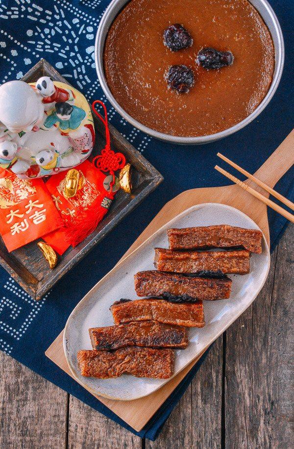 Stir-Fried Sticky Rice Cakes (Nian Gao)