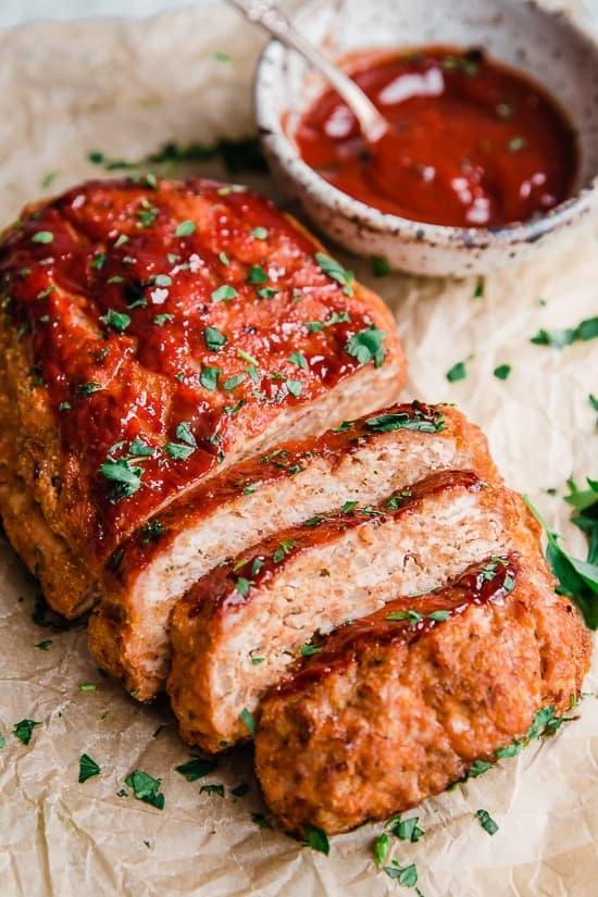 Thursday: Turkey Meatloaf