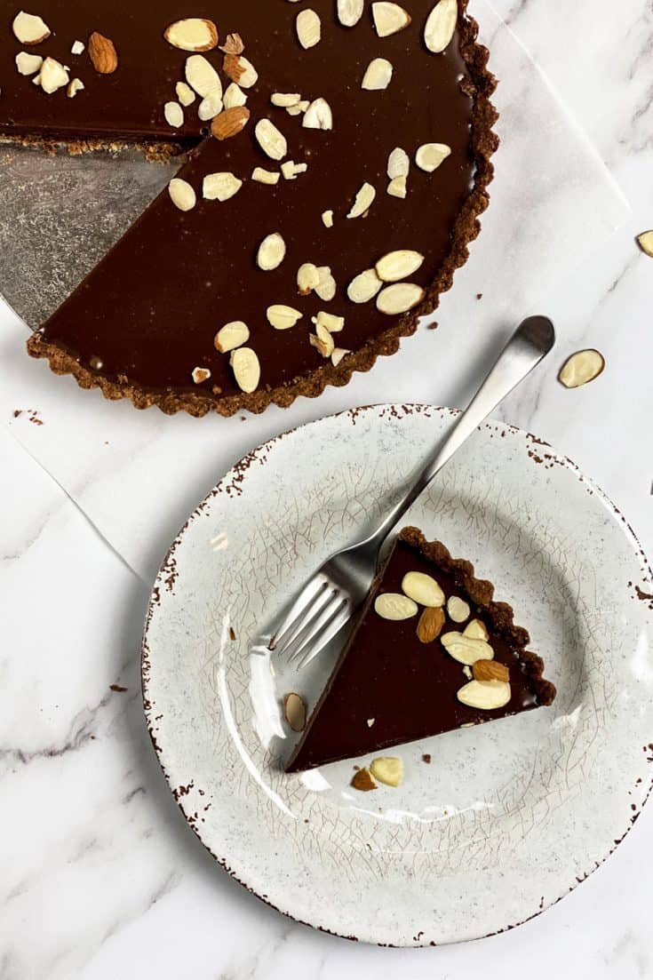 Treat: Easy French Ganache Tart