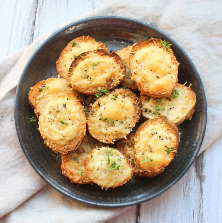 Irish Cheese Toasties