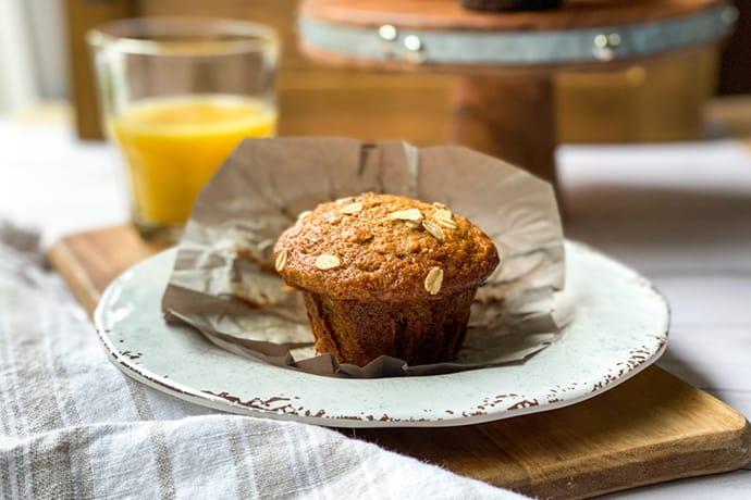 Pantry Style Morning Glory Muffins