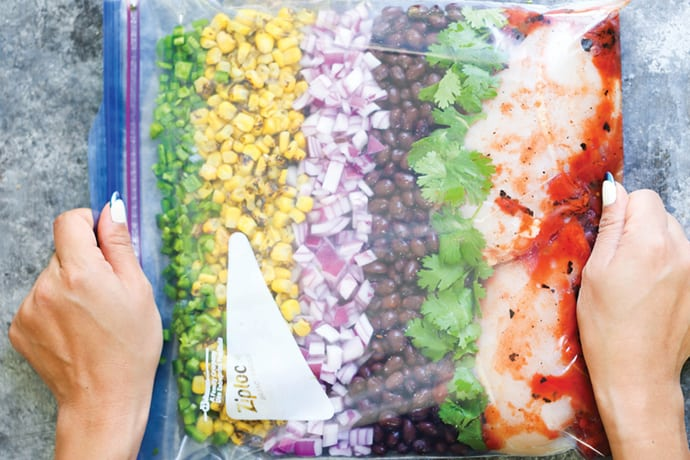 28 Delicious and Easy Freezer Meals