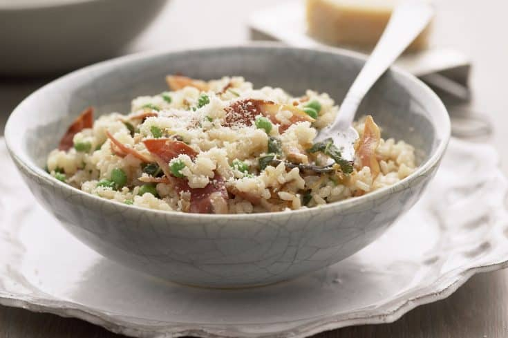 Make Perfect Pancetta Risotto With This Simple Recipe