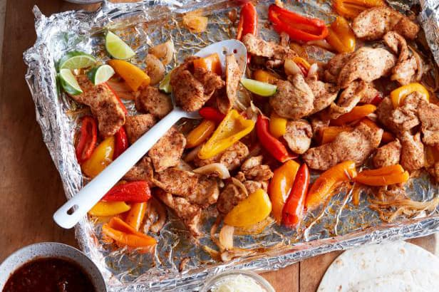 What to Cook: Spring Sheet Pan Dinners April 27