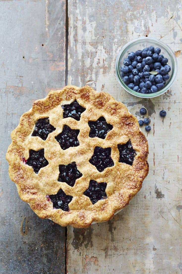Easy Summer Fruit Pie