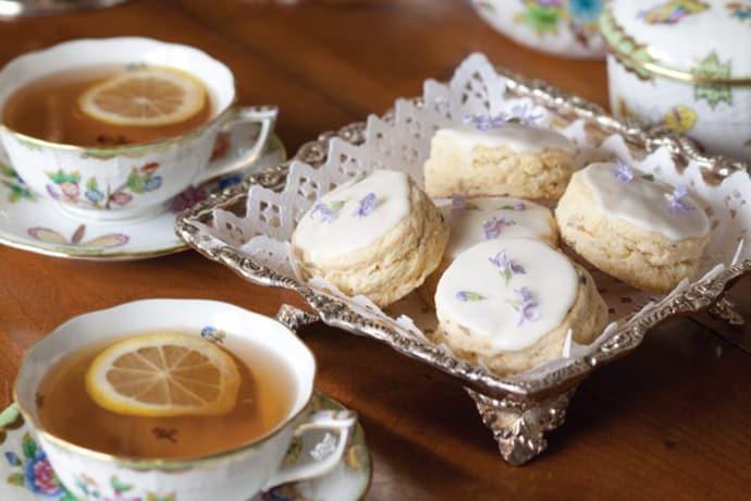 Afternoon Tea Scones Recipes