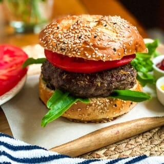Best Grilled Burgers: Simple BBQ Burgers Recipe