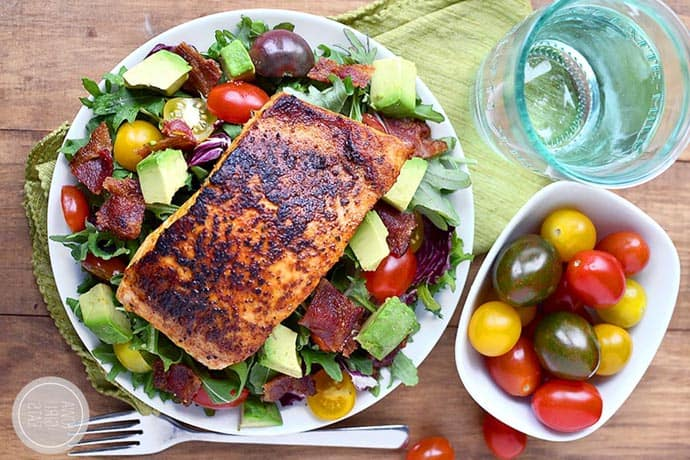 BBQ Salmon for Clean Eating Summer Dinners: What to Cook (June 22-26)