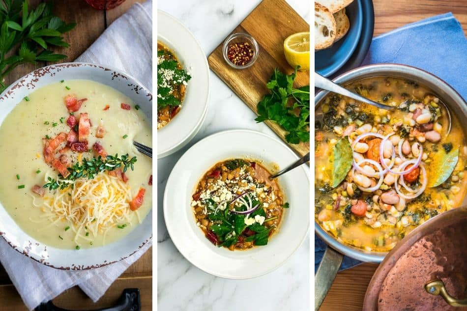 3 Images of Soup Recipes
