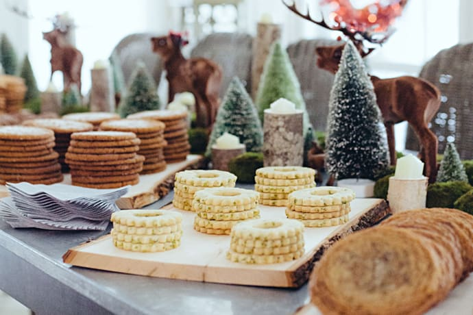 Vintage Christmas Cookies to Make Ahead