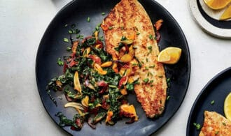 Pan Fried Trout for Summer Mediterranean Dinners: What to Cook (July 27)