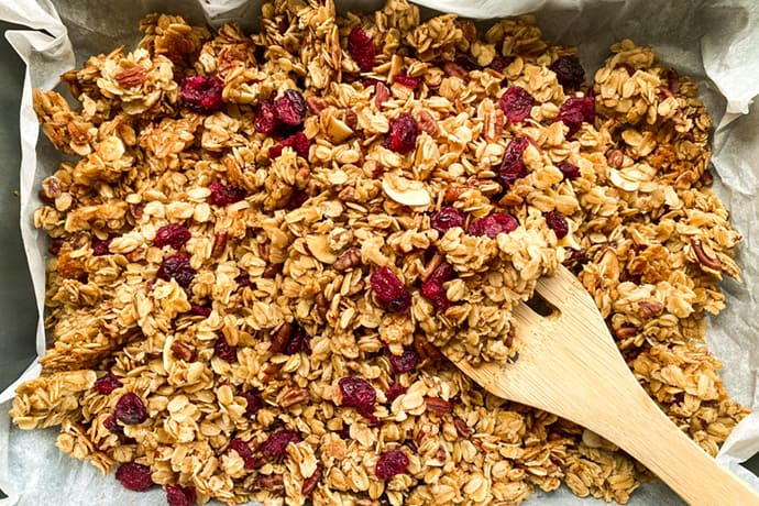 Healthy Granola Recipe: Making It Your Own