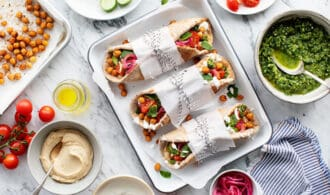 Schwarma Wraps for Summer Picnic Dinners: What to Cook (Aug 10)
