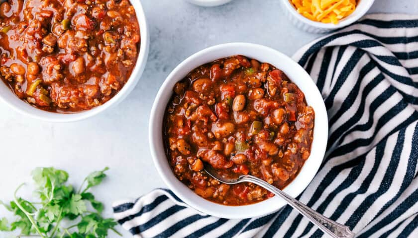 Amazing Chili Recipes to Make Now