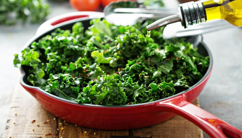 Easy and Healthy Sautéed Greens