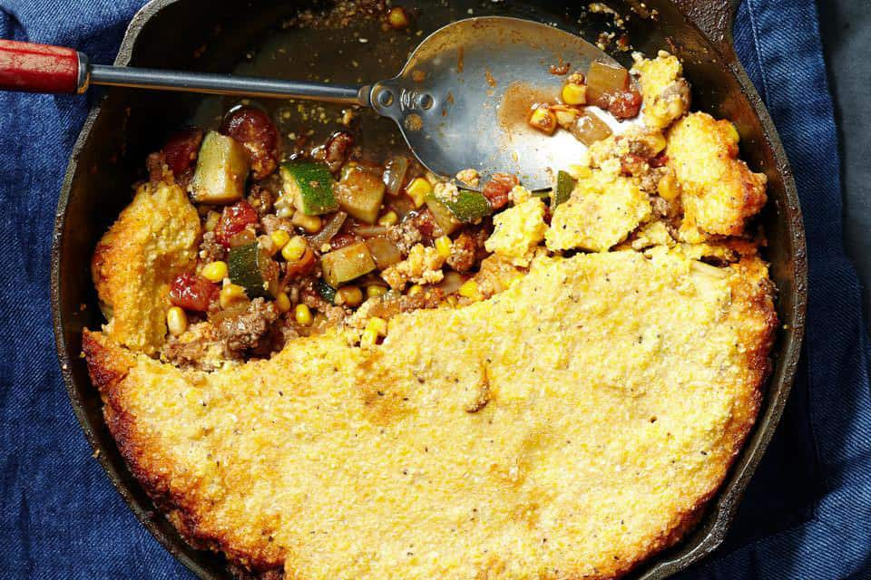 Cornbread Casserole forHealthy Dump Dinners: What to Cook (Dec7)