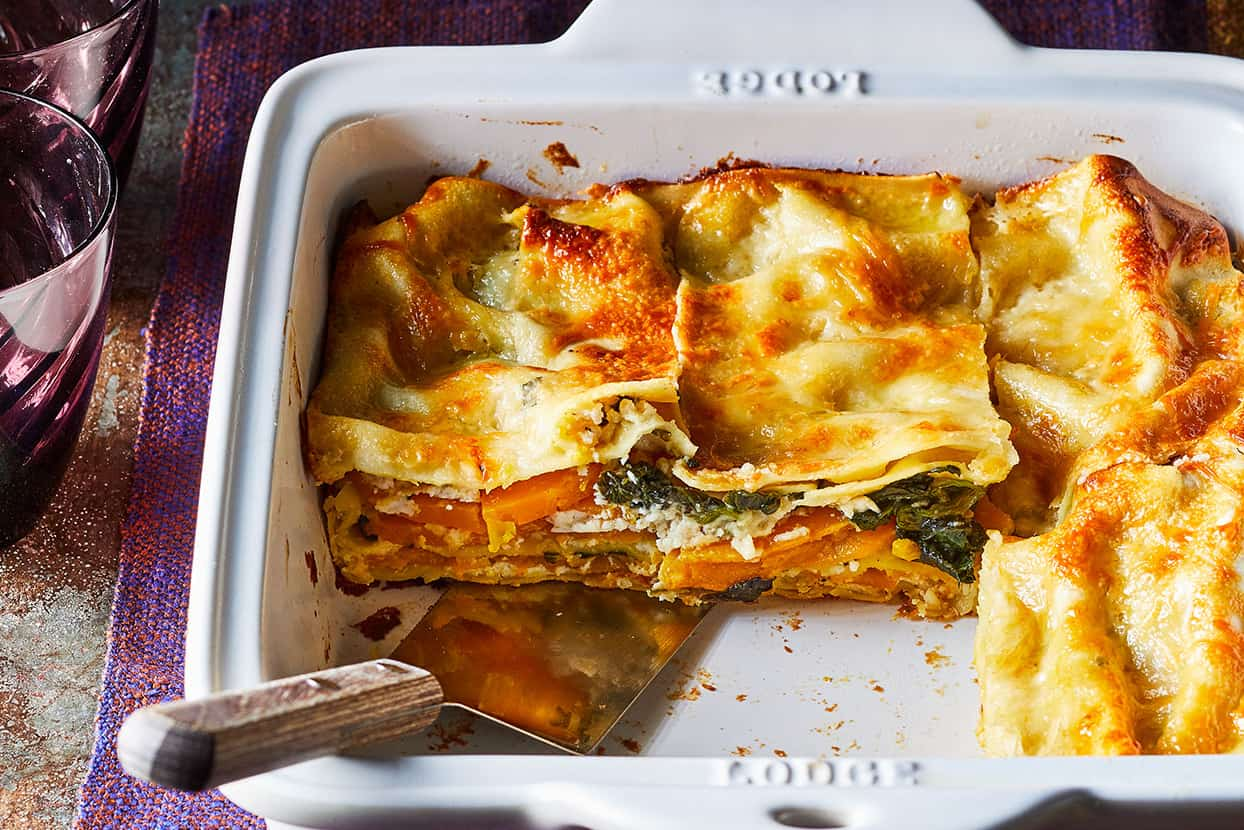 Butternut Squash Lasagne for Christmas Week Dinners: What to Cook (Dec 28)
