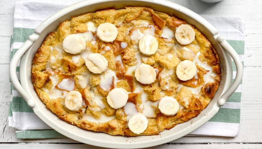 Banana Bread Pudding: The Ultimate Comfort Food