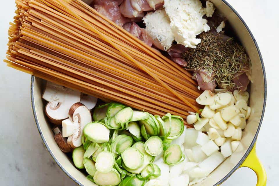One Pot Pasta for January One Pot Dinners: What to Cook (Jan 11)