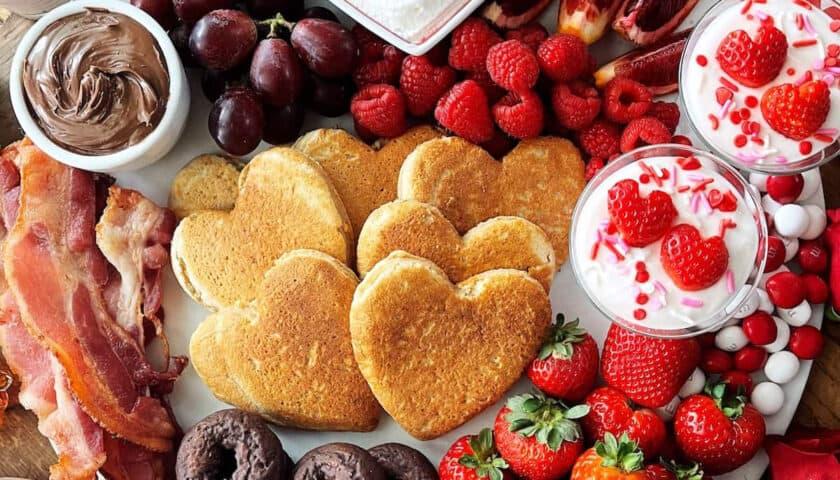 20 Easy Valentine's Day Breakfast Recipes