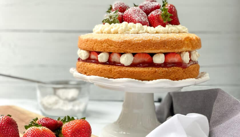 Victoria Sponge Cake Recipe: Rich in British Royal History
