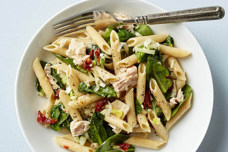 Tuna Penne Pasta for February Healthy Dinners: What to Cook (Feb 15)