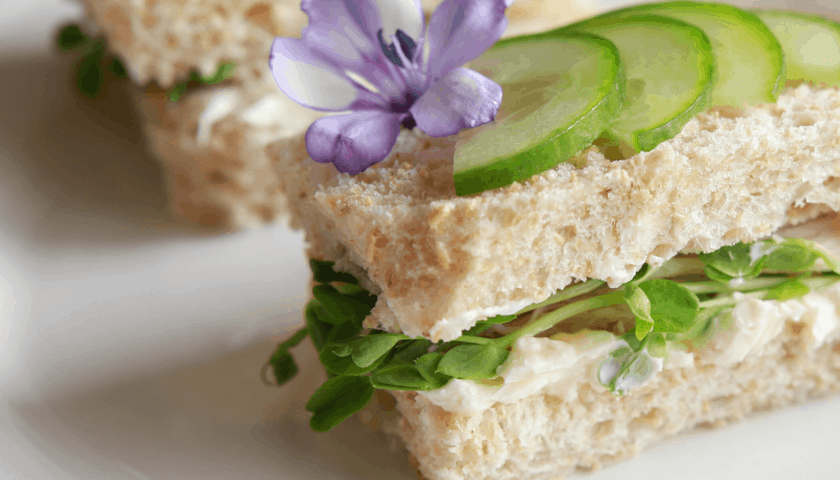 Easy Make Ahead Tea Sandwiches Recipes