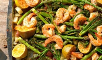 Sheet Pan Chipotle Shrimp for March Sheet Pan Dinners: What to Cook (Mar 15)