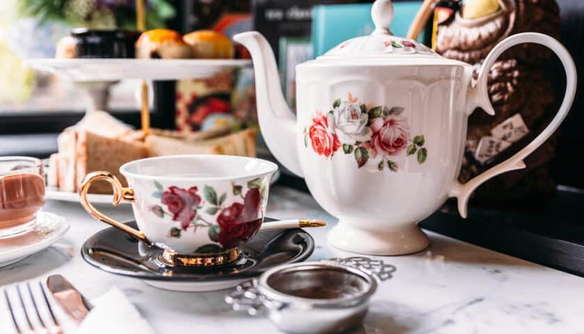 8 Top Teas for Afternoon Tea
