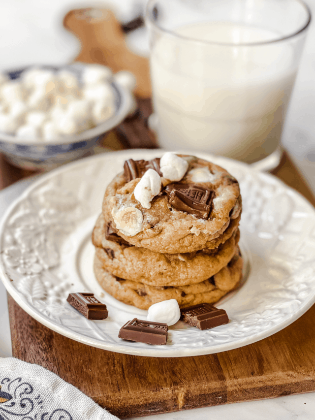Smores Cookies Story