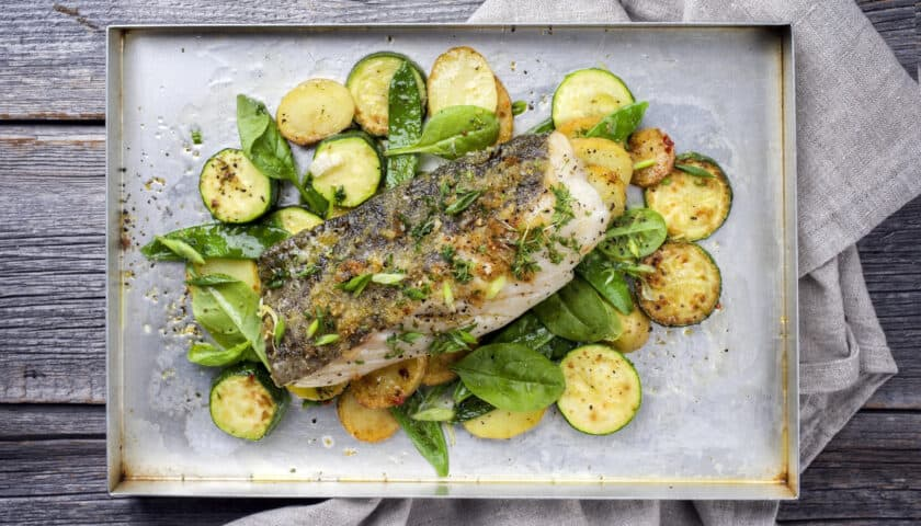 September Sheet Pan Dinners: What to Cook (Sept 13)